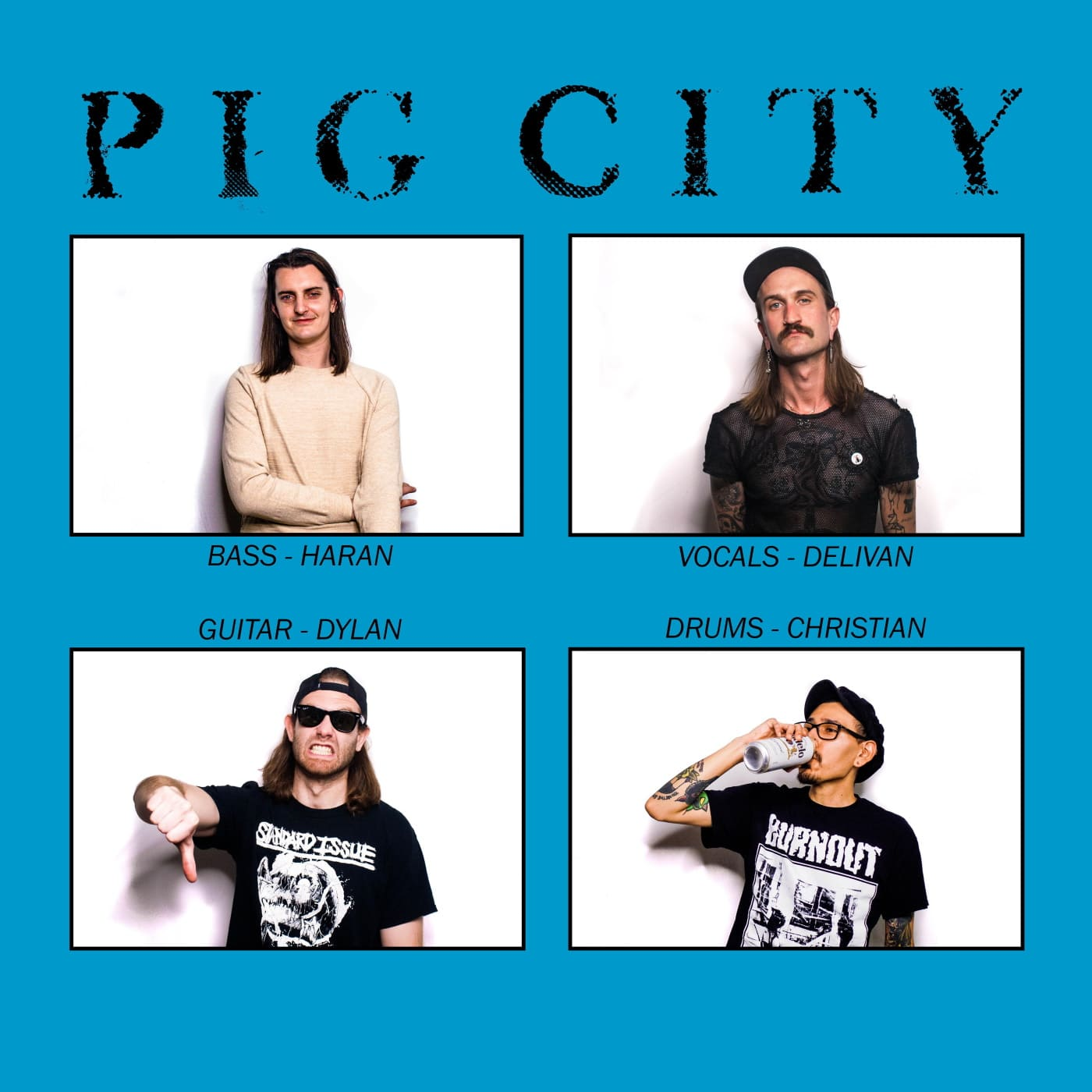 PIG CITY by PIG CITY by Alex Rempel