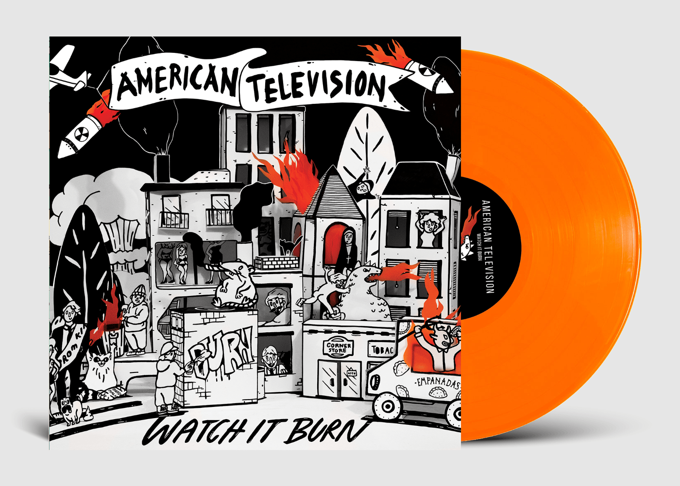AMERICAN TELEVISION LP