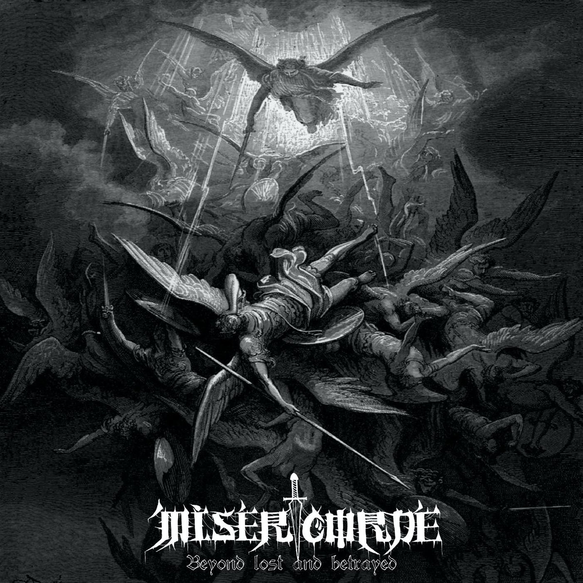Misericorde cover