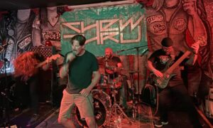 CHEW THRU hardcore band from Denver