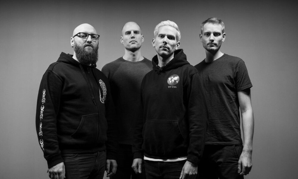 German metallic hardcore titans CREMATIONS premiere new massive track Nothing-min