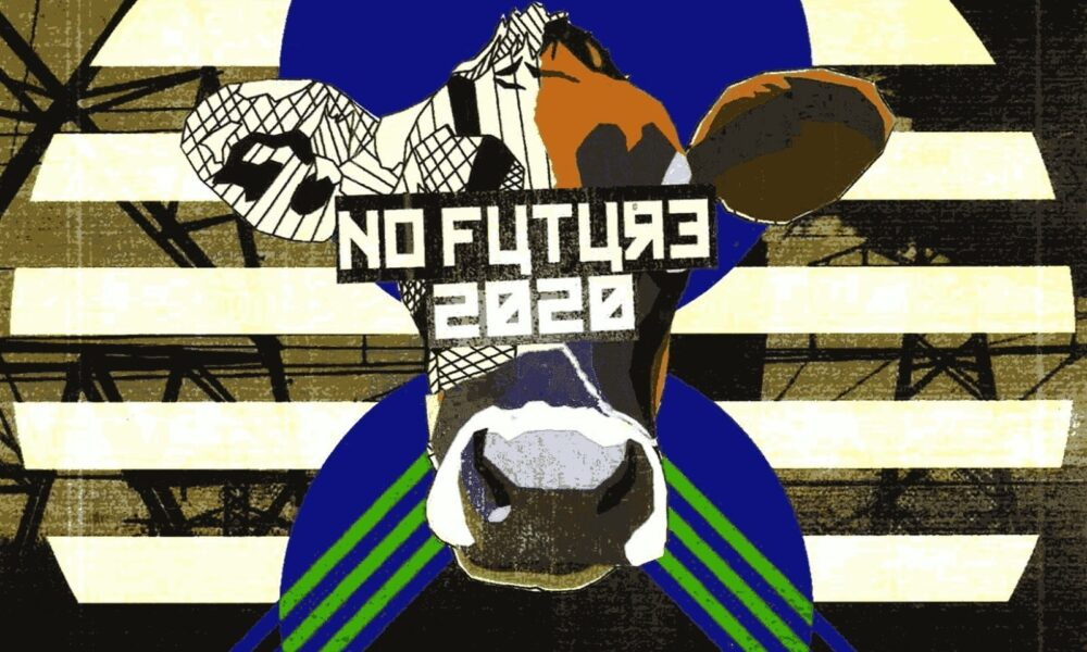 No Future cover