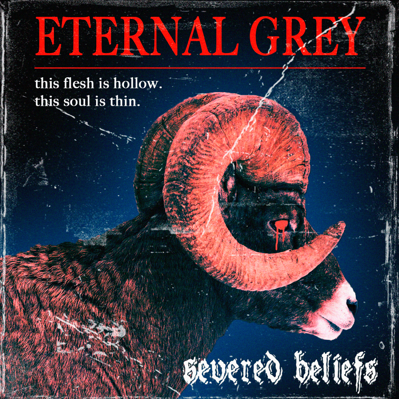 SEVERED BELIEFS cover