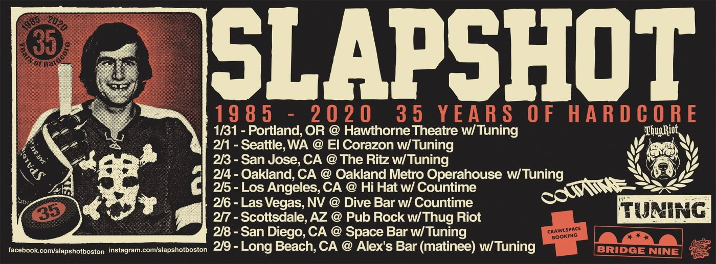Slapshot shows