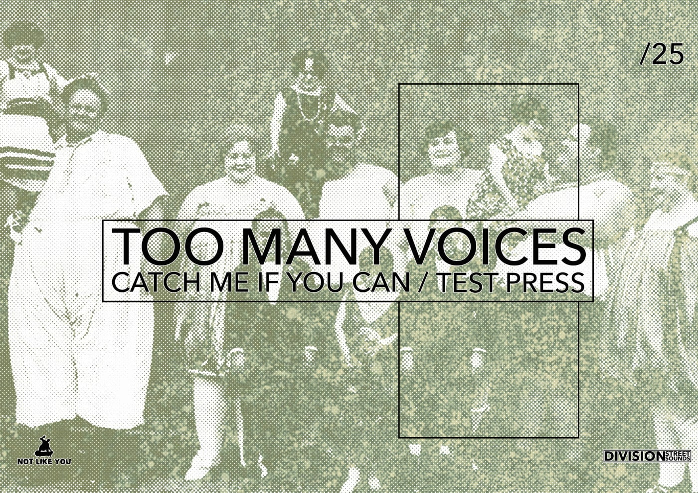 TOO MANY VOICES promo