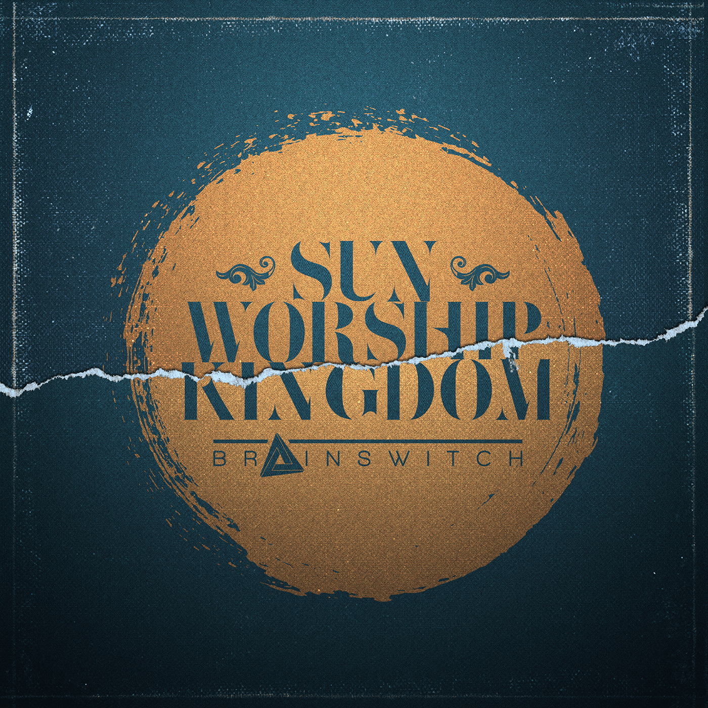 Brainswitch logo & cover