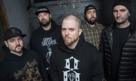 HATEBREED band