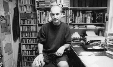 Ian MacKaye by Pat Graham