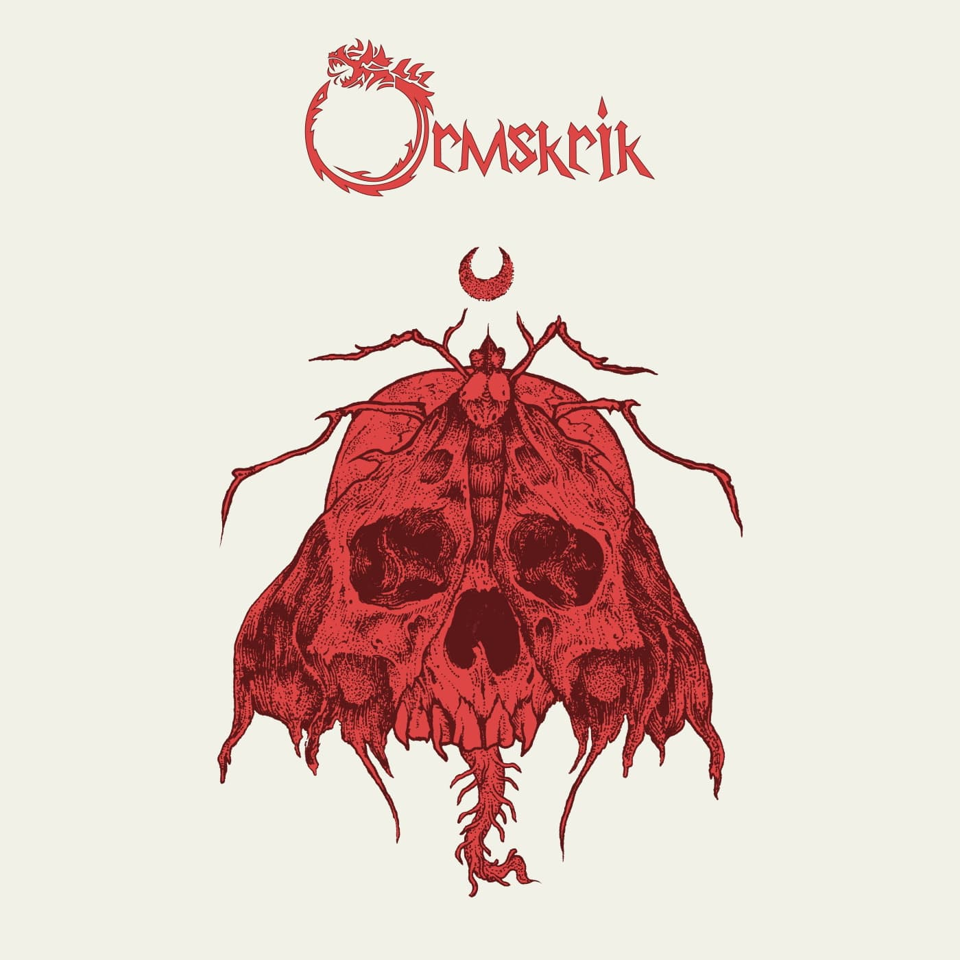 Ormskrik cover by Rotten Fantom