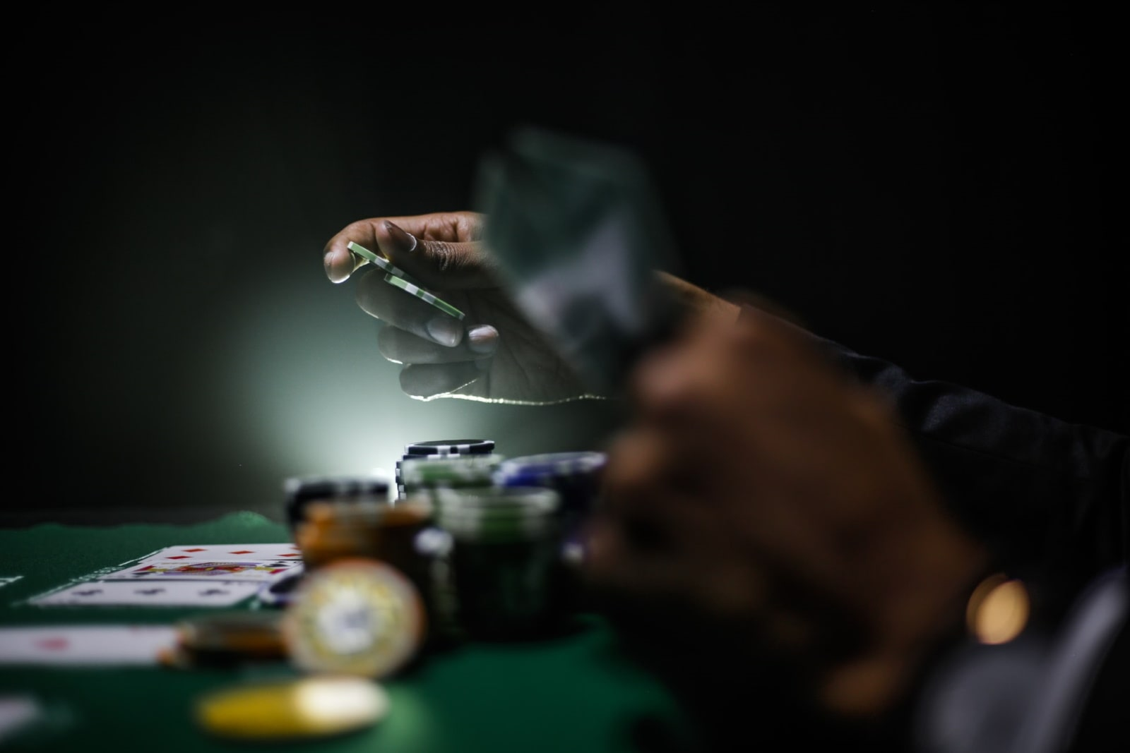 Poker by Keenan Constance on Unsplash