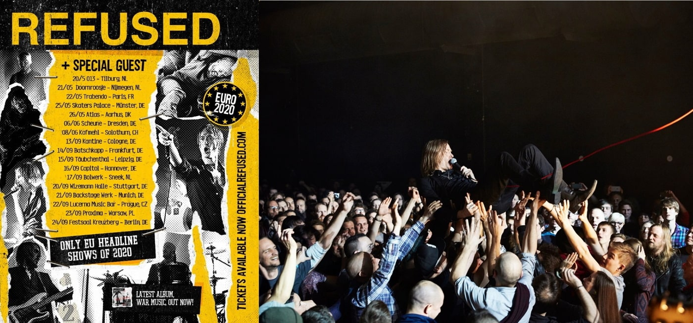 REFUSED live
