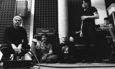 ELM - Italian Noise Rock Unit To Release The Wait Full-Length Via Bronson Recordings