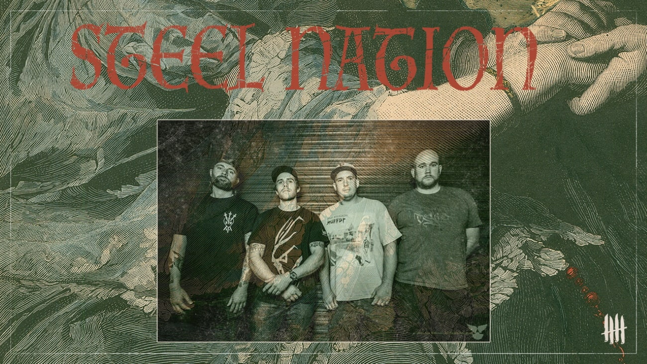 STEEL NATION Knives Out Records
