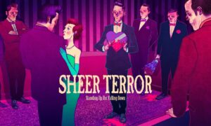 Sheer Terror Knives Out Records Special Edition