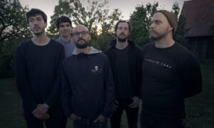 "French post rockish screamo act FALL OF MESSIAH premiere new video for ""Contreforts"""
