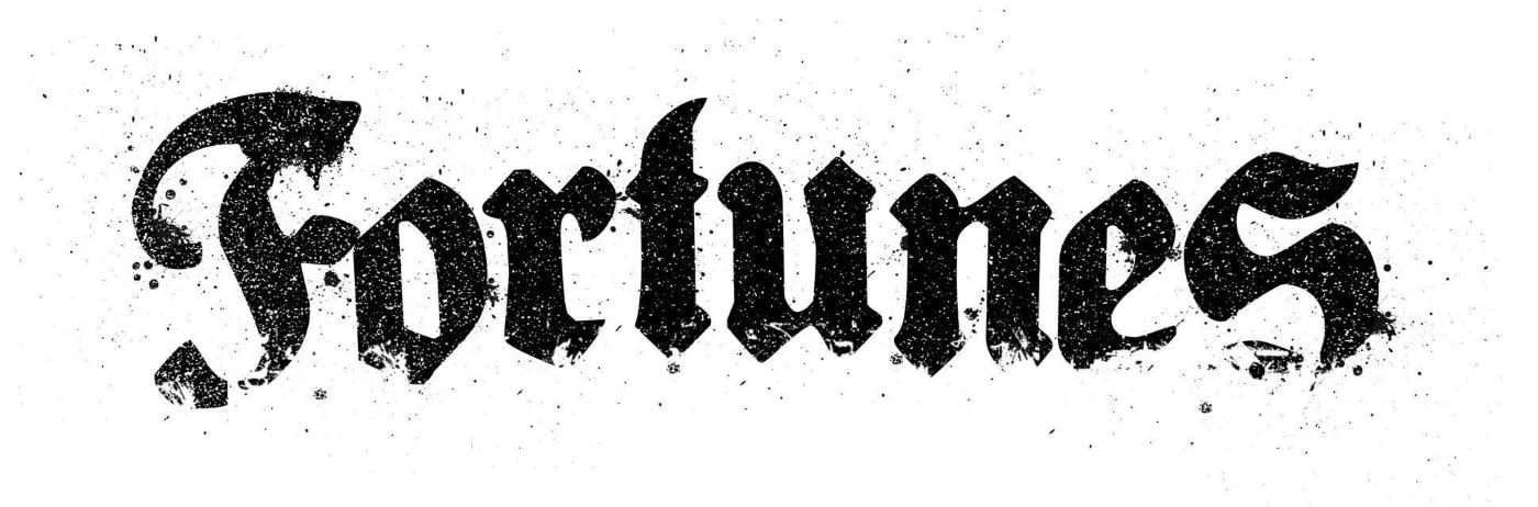 FORTUNES band logo