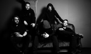 French post-metallers UNBURNT streaming new album Procession