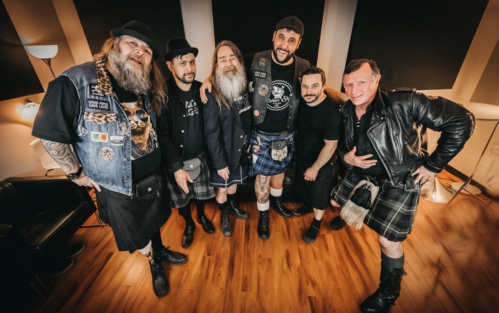 THE REAL MCKENZIES teasing new LP; new song Beer & Loathing streaming now