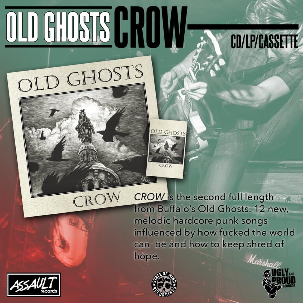 OLD GHOSTS promo