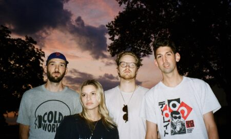 "Tigers Jaw today released ""Warn Me"""