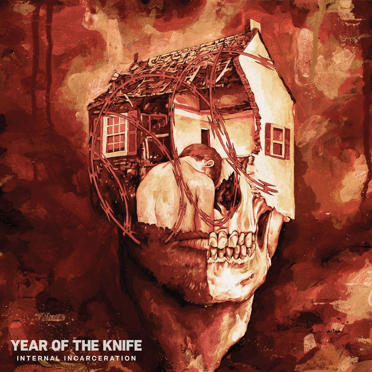 YEAR OF THE KNIFE cover