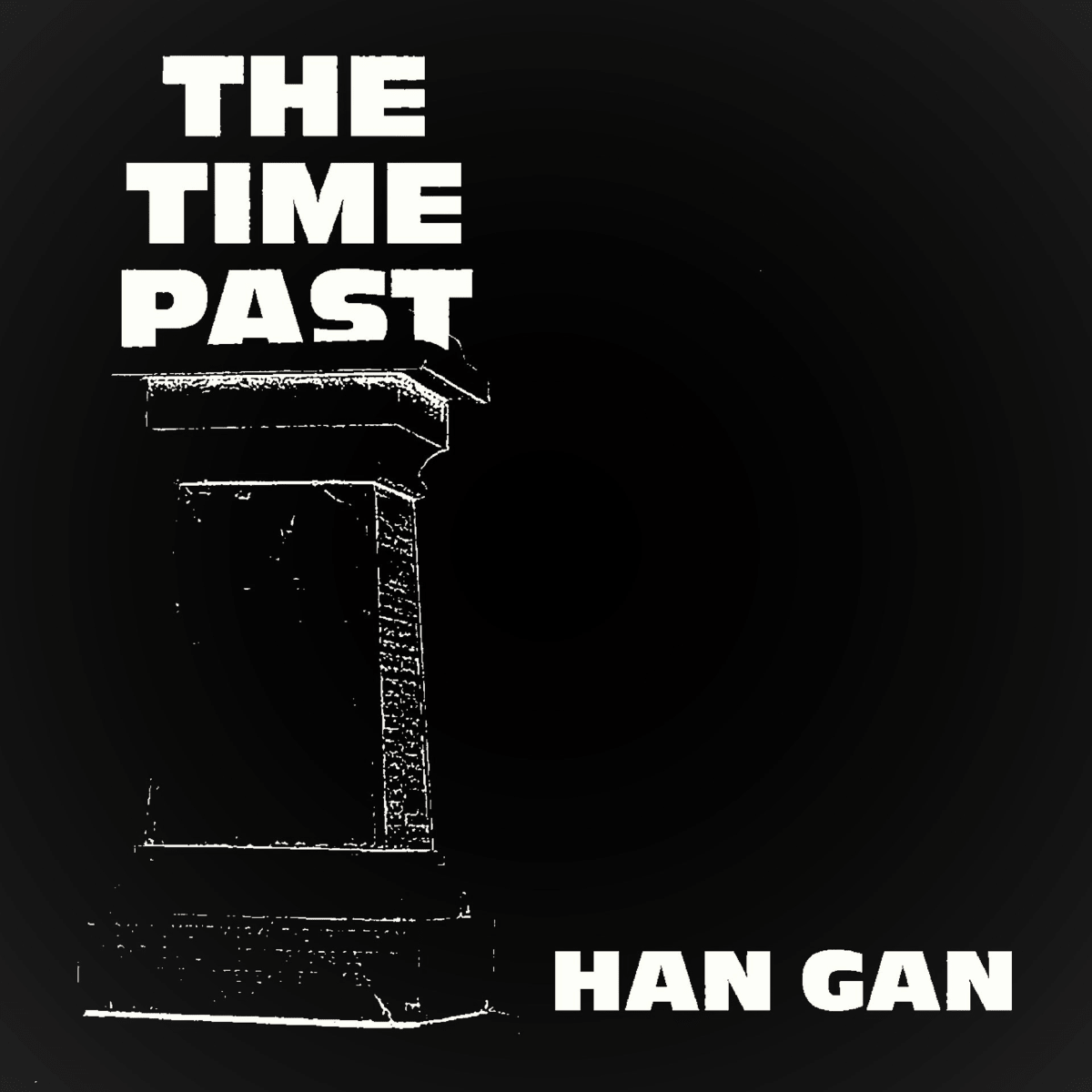 Han Gan - The Time Past -Cover