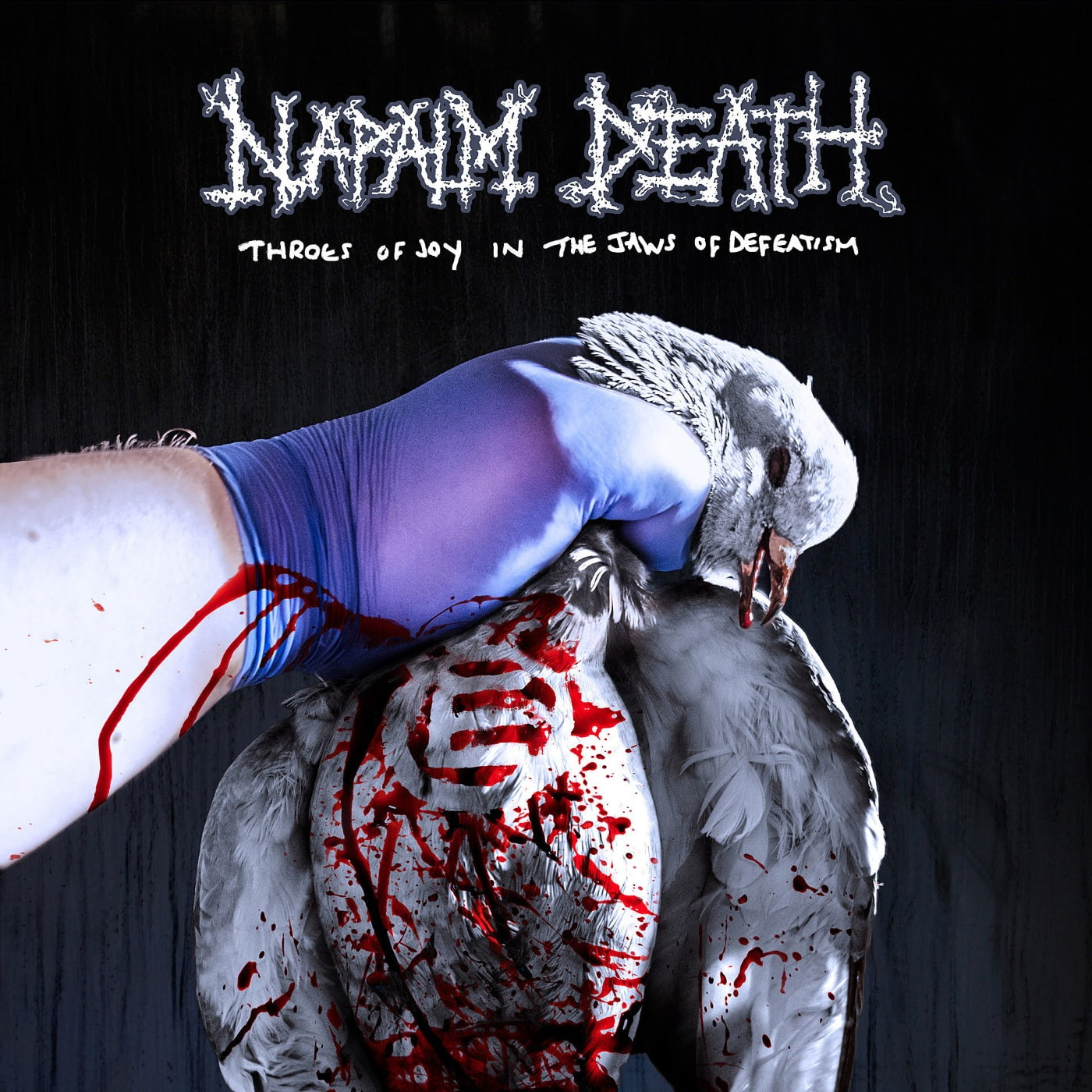 Napalm Death new LP 2020
