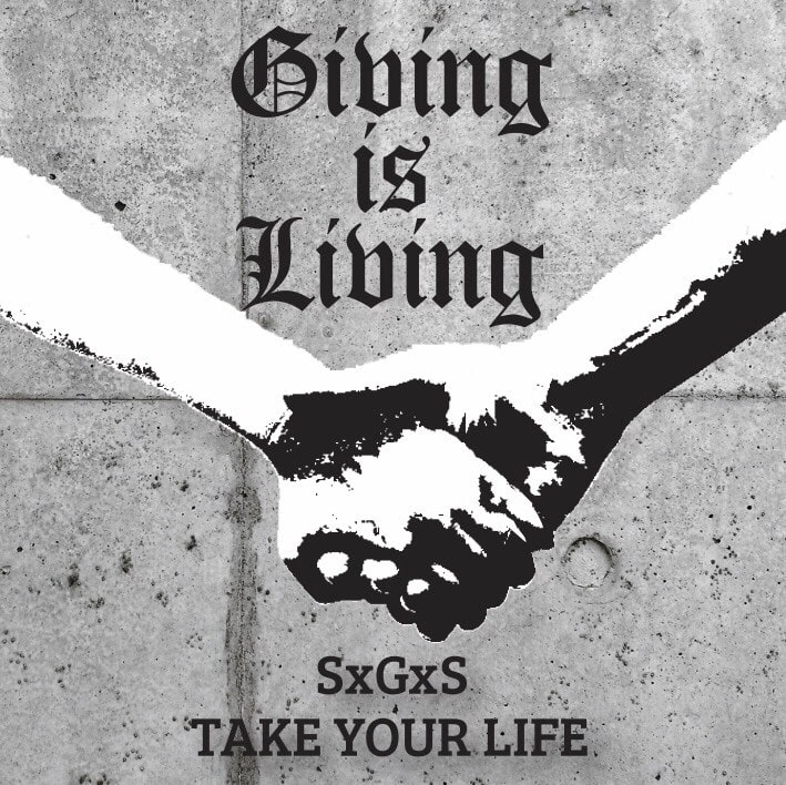 _SxGxS & TAKE YOUR LIFE split
