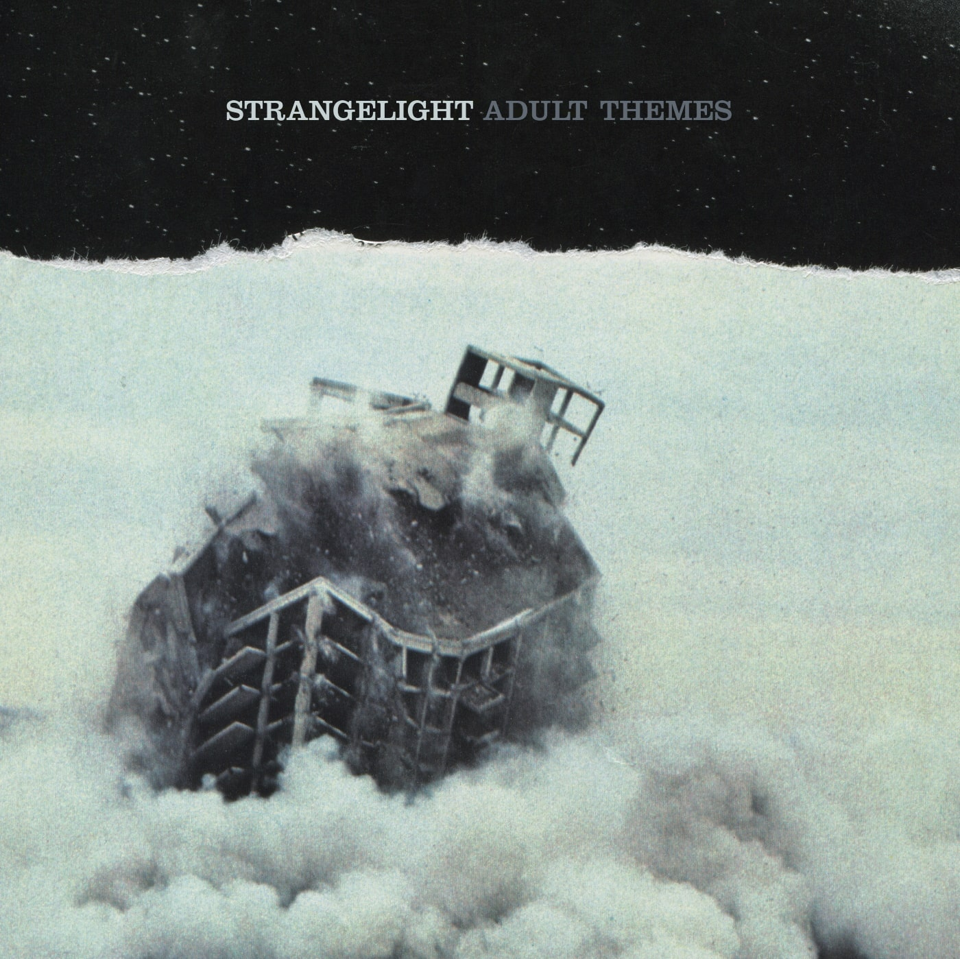 STRANGELIGHT cover