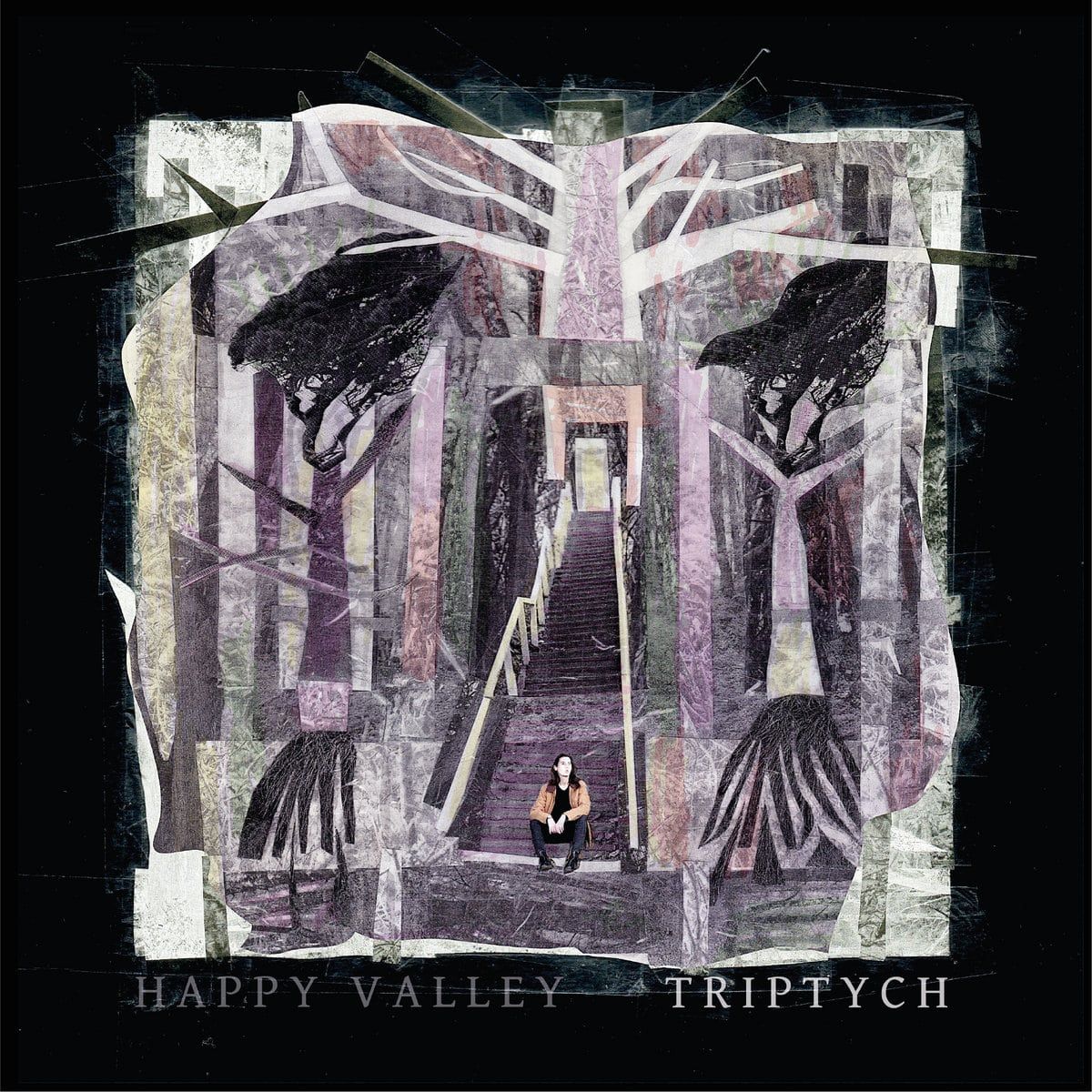 Triptych by Happy Valley