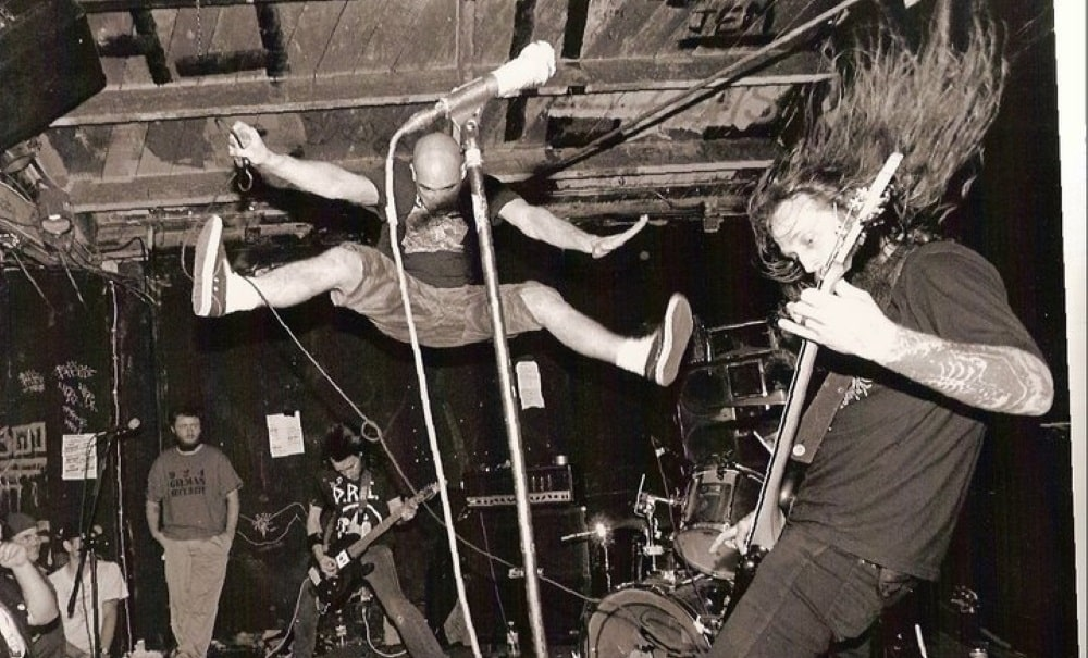 COnquest for Death in 924 Gilman St, Berkeley