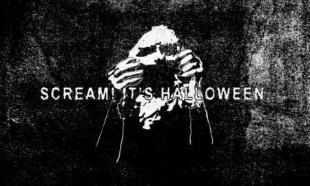 Scream its halloween