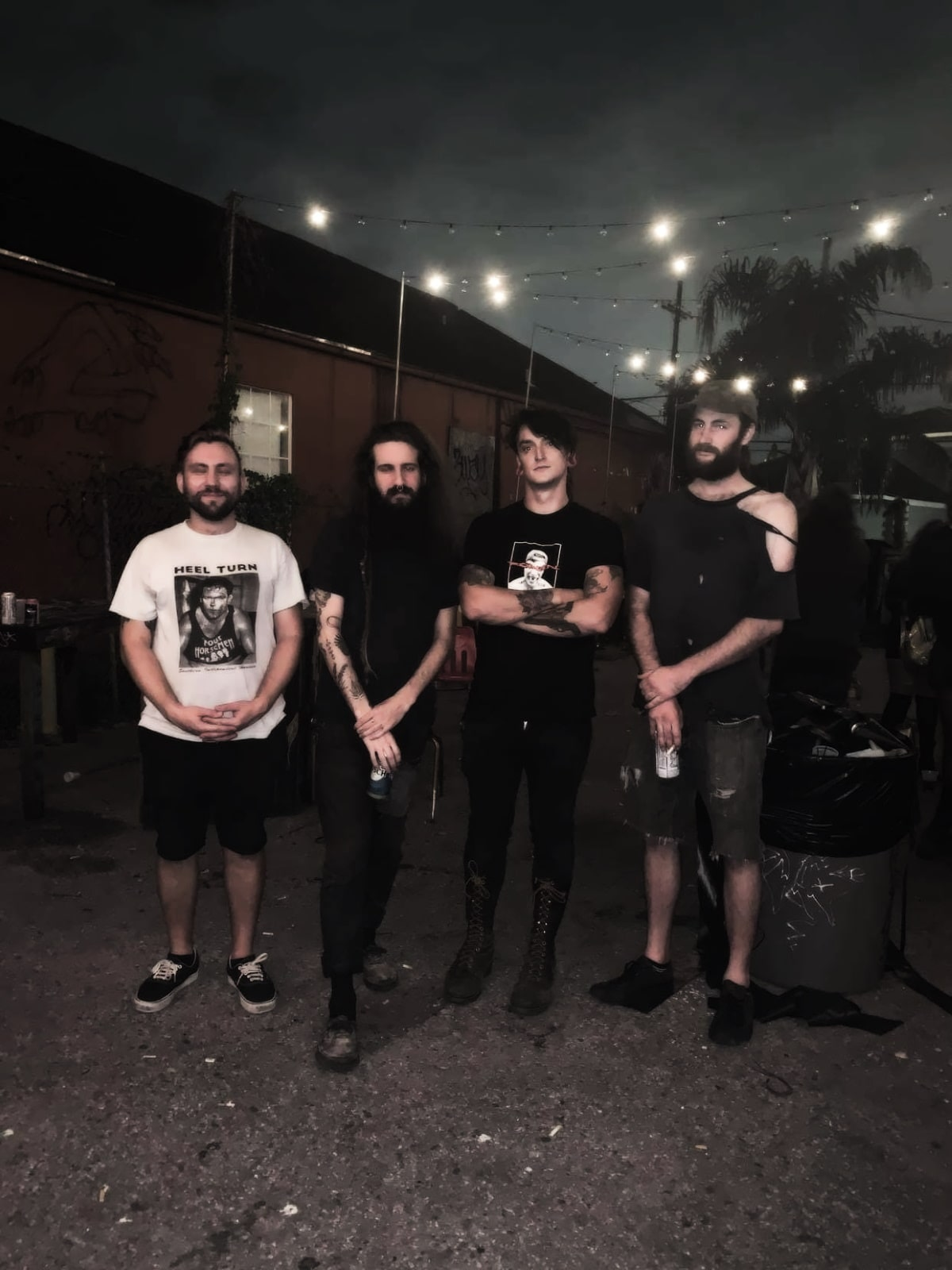Moments of Being not pictured - vocalist Zack Blaze