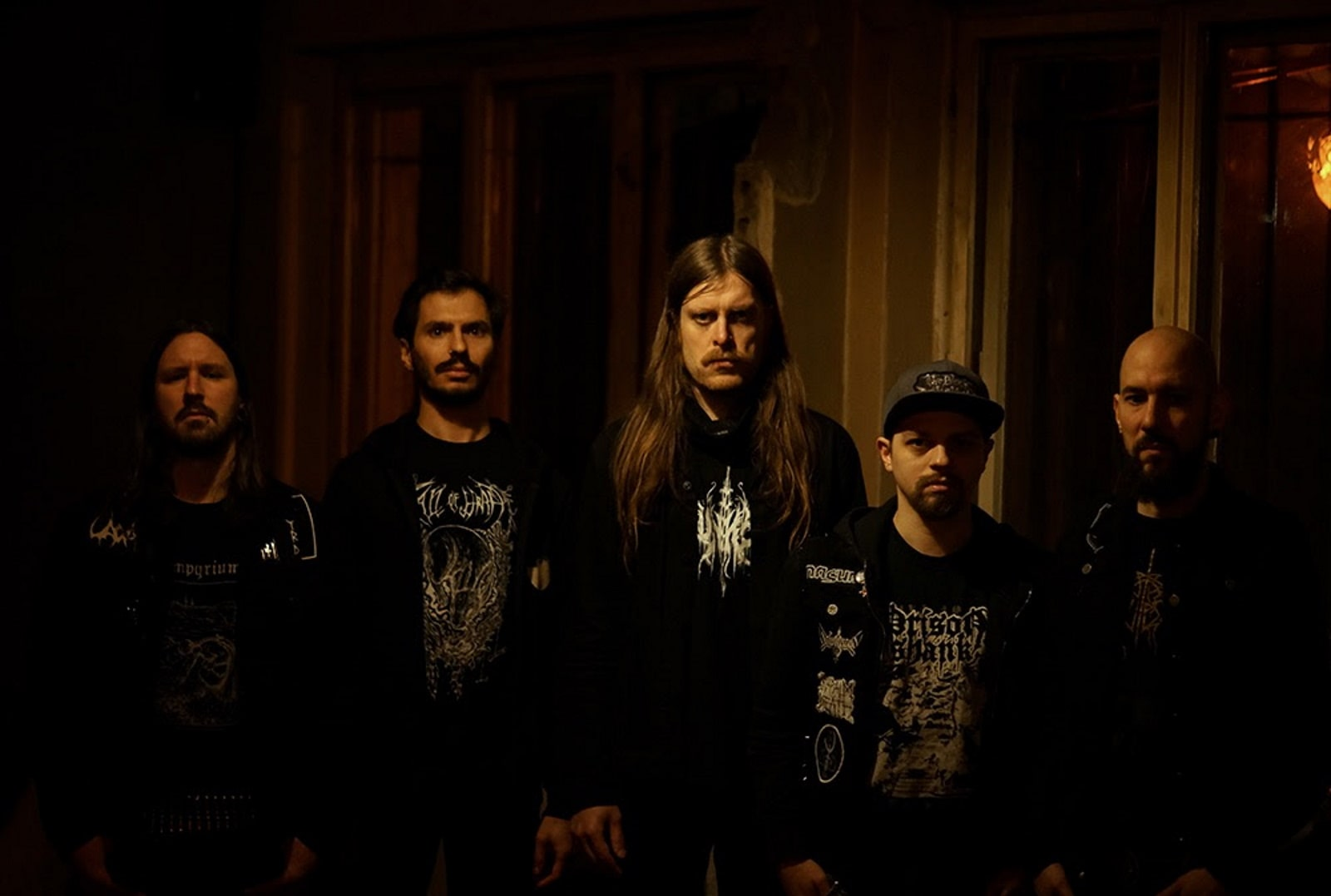 Berlin-based blackened doom outfit PRAISE THE PLAGUE