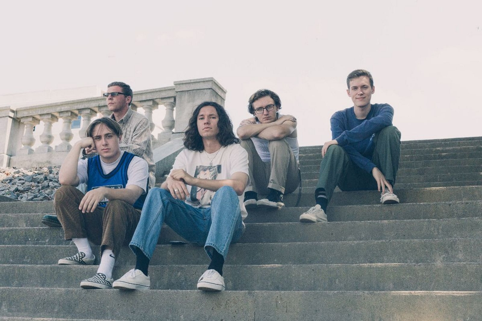 One Step Closer Announce Debut Album - photo by Spencer Chamberlain