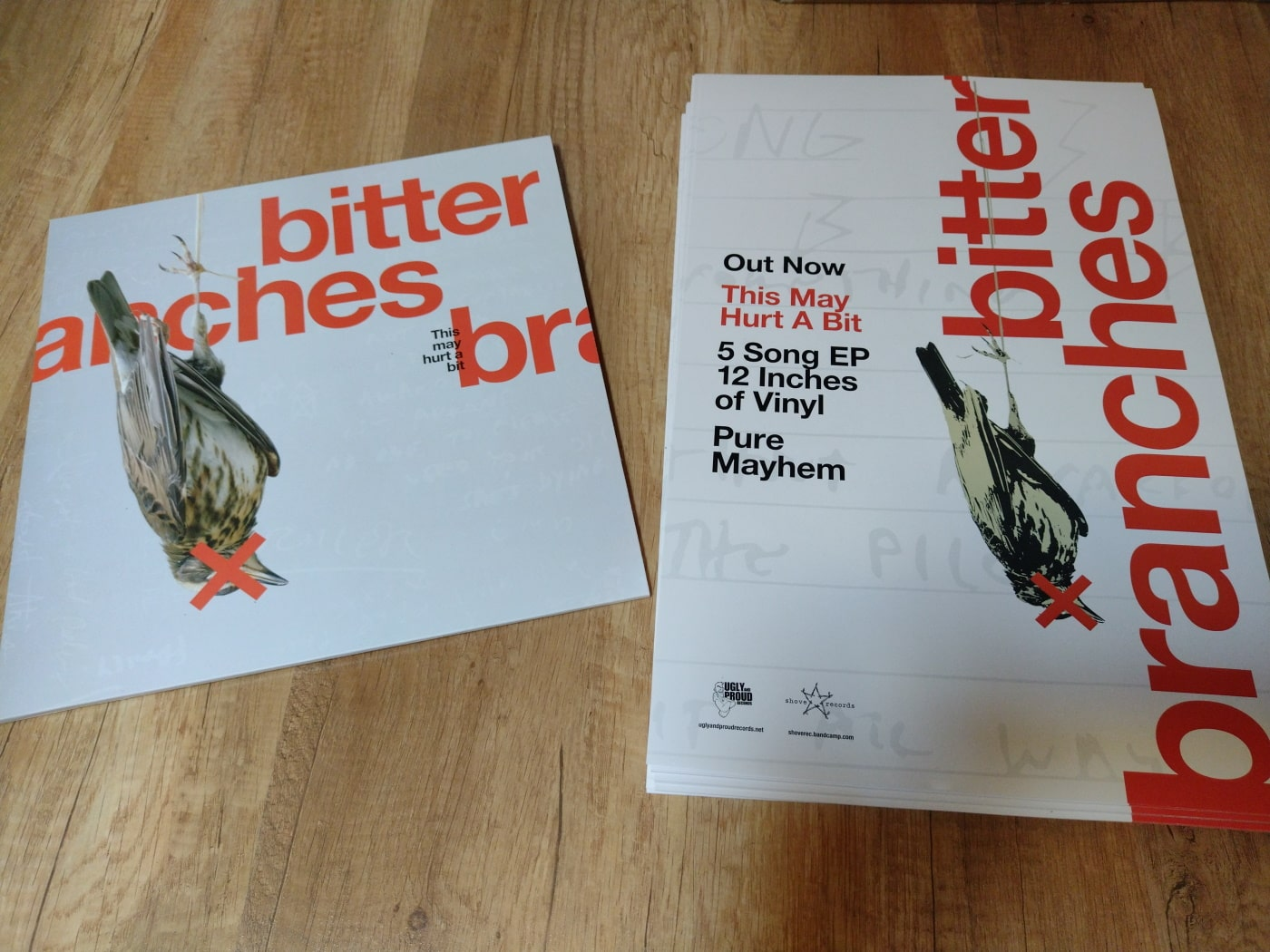 Bitter Branches promo