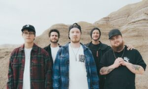 Pop punk rockers CALLING ALL CAPTAINS share new power track Undone