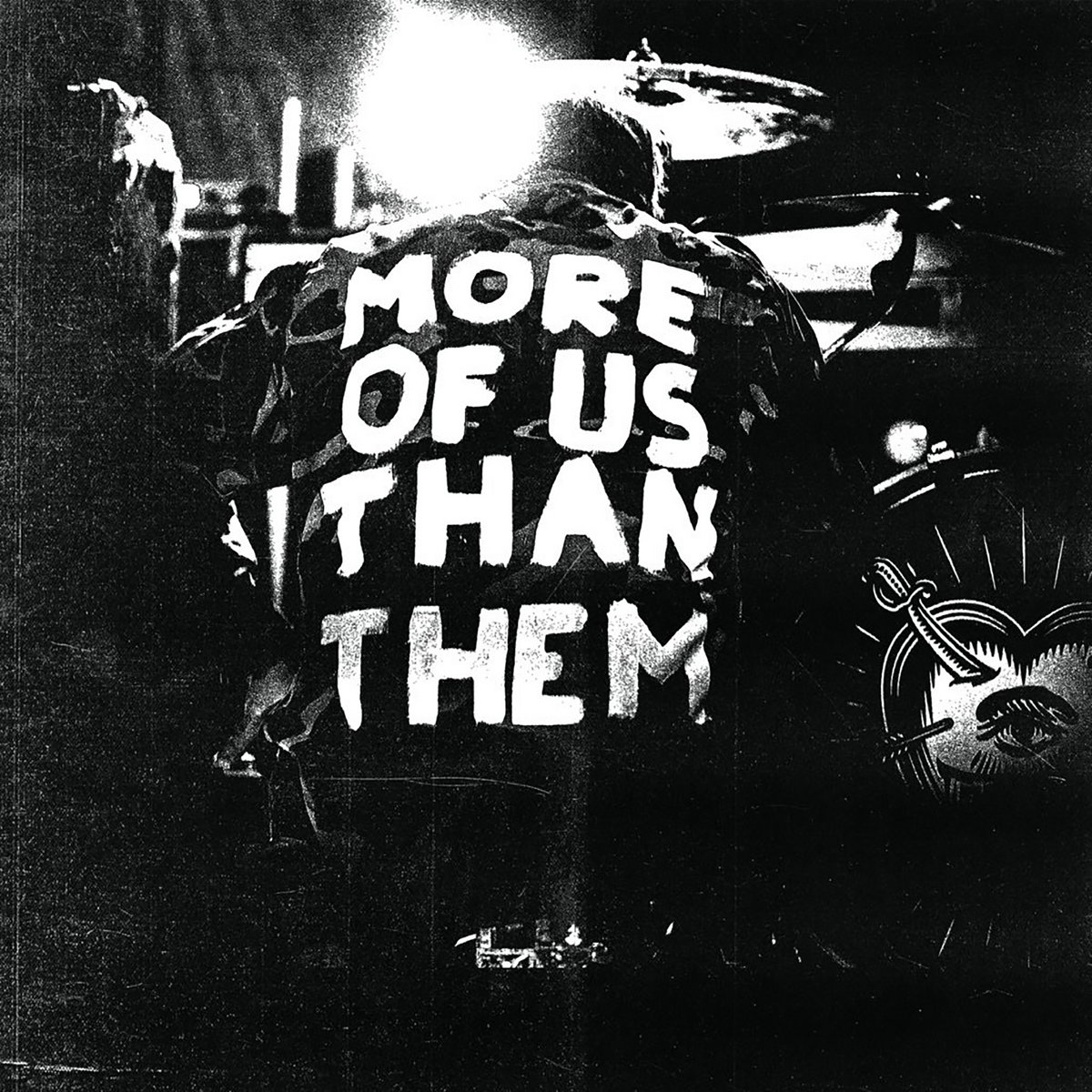 More of us than Them by STICK TO YOUR GUNS